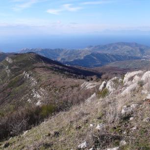 Aussicht von Castellucio