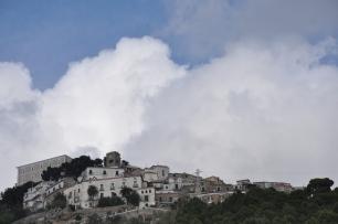 Blick auf Castellabate