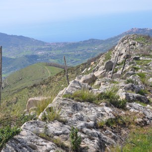 Wanderung Monte Stella