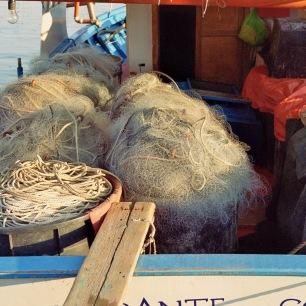 Fischerboot San Maro