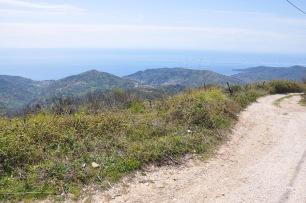 Wanderweg Punta Tresino